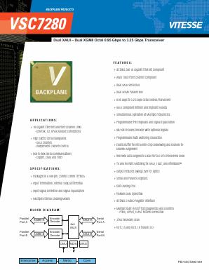 VSC7280 image